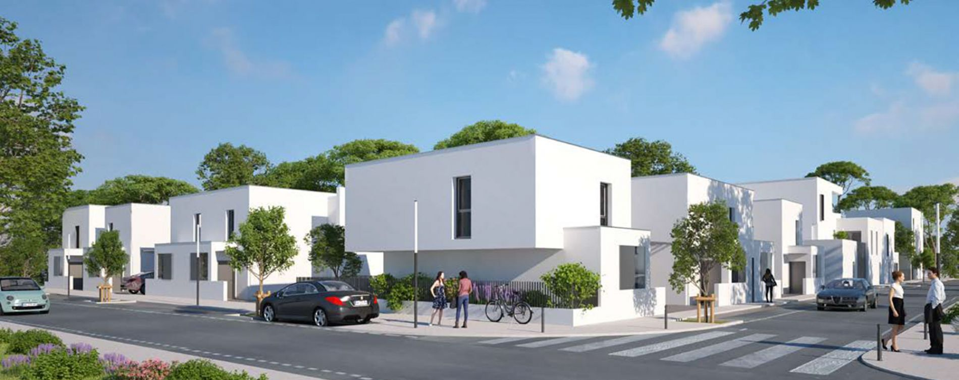 Marsillargues : programme immobilier neuve « Domaine Opale » (3)