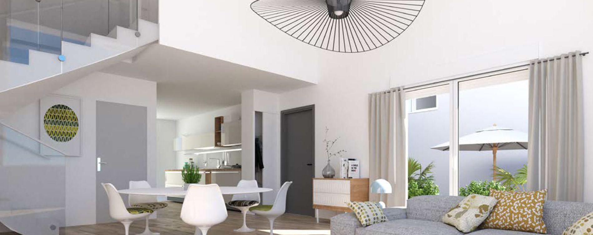 Marsillargues : programme immobilier neuve « Domaine Opale » (4)
