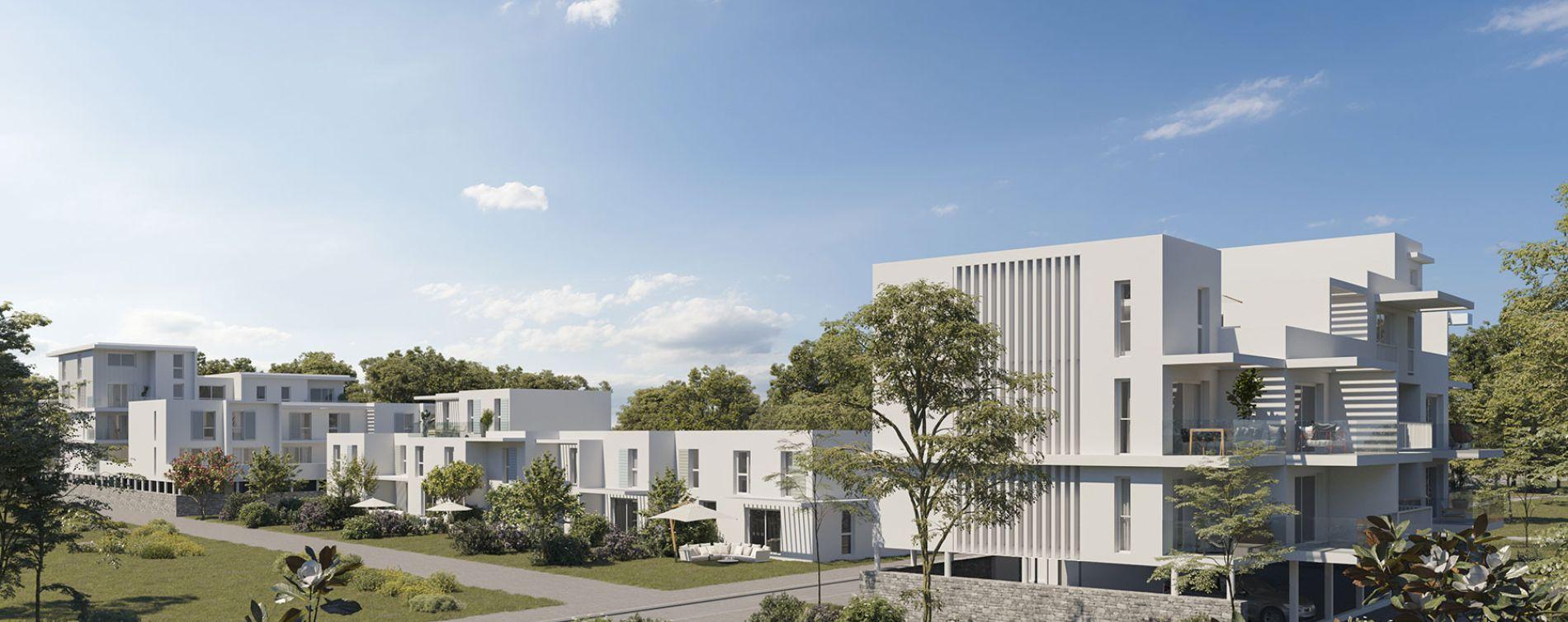 Marsillargues : programme immobilier neuve « Le Domaine des Vignes » en Loi Pinel (2)