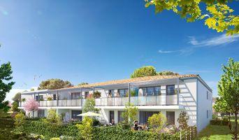 Résidence « Marinéo » programme immobilier neuf en Loi Pinel à Mèze n°1