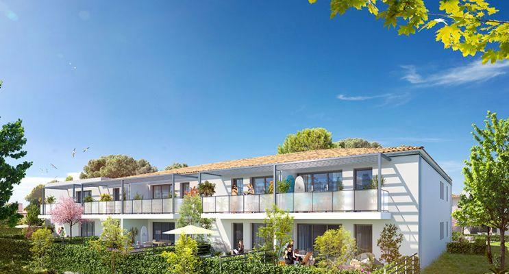 Photo du Résidence « Marinéo » programme immobilier neuf en Loi Pinel à Mèze