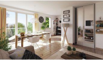 Résidence « 1804 Liberté » programme immobilier neuf en Loi Pinel à Montpellier n°3