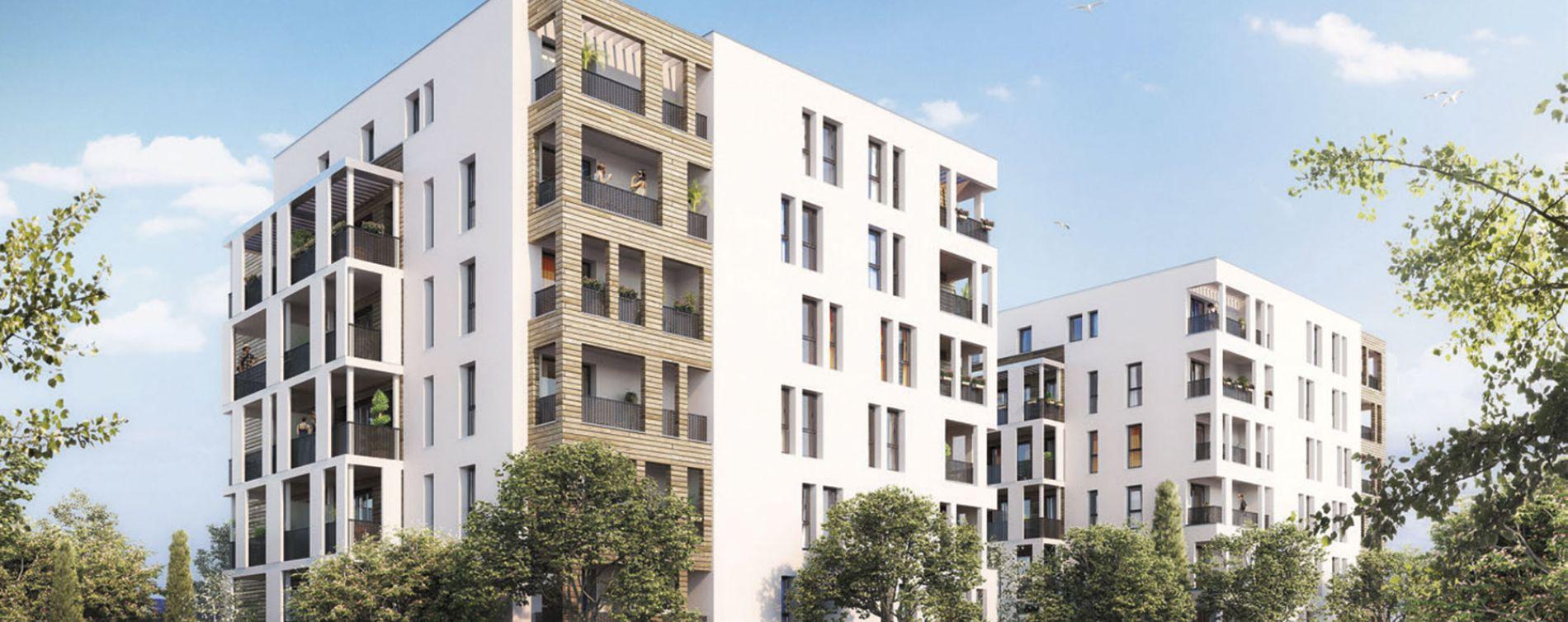 Montpellier : programme immobilier neuve « 811 Petipa »