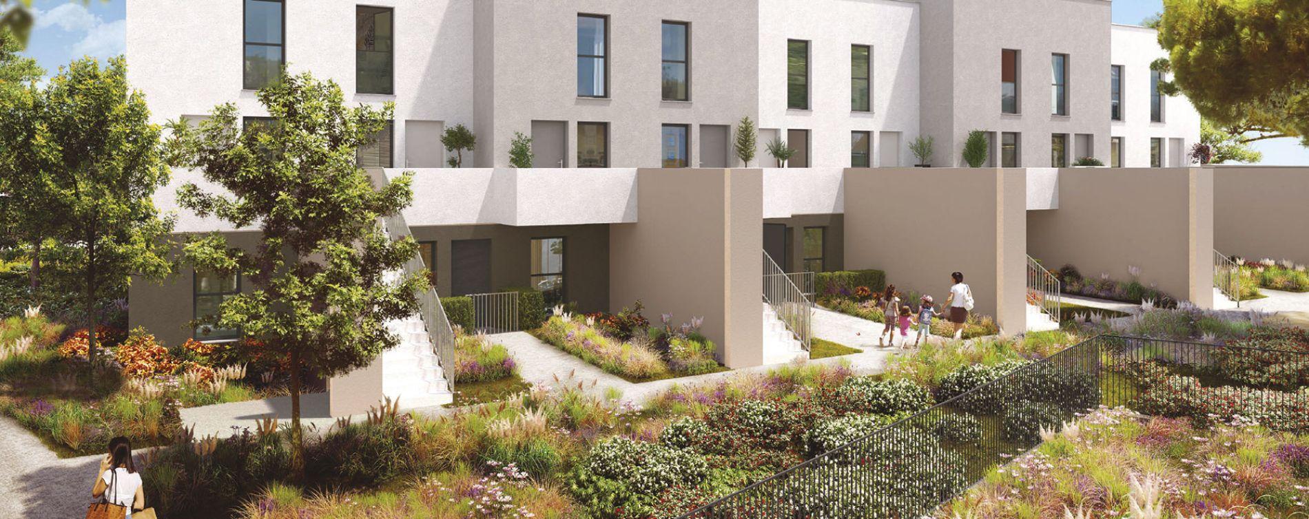 Montpellier : programme immobilier neuve « Absolü » en Loi Pinel