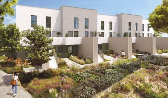 Photo du Résidence « Absolü » programme immobilier neuf en Loi Pinel à Montpellier