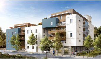 Montpellier programme immobilier neuve « Apsara » en Loi Pinel  (2)
