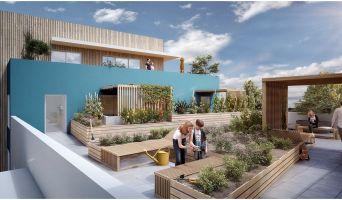 Montpellier programme immobilier neuve « Apsara » en Loi Pinel  (3)