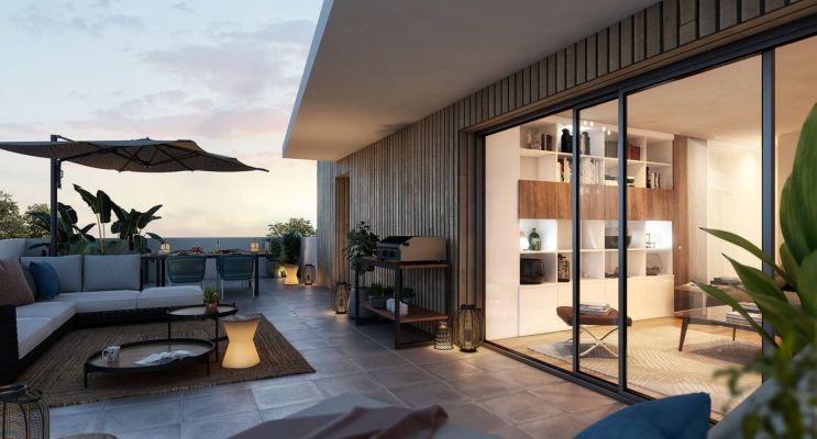 Photo du Résidence « Apsara » programme immobilier neuf en Loi Pinel à Montpellier