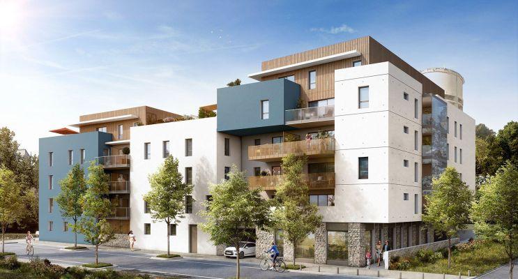 Résidence « Apsara » programme immobilier neuf en Loi Pinel à Montpellier n°2