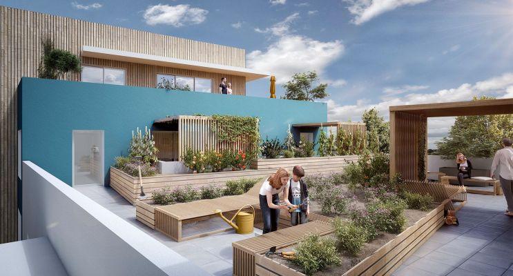 Résidence « Apsara » programme immobilier neuf en Loi Pinel à Montpellier n°3