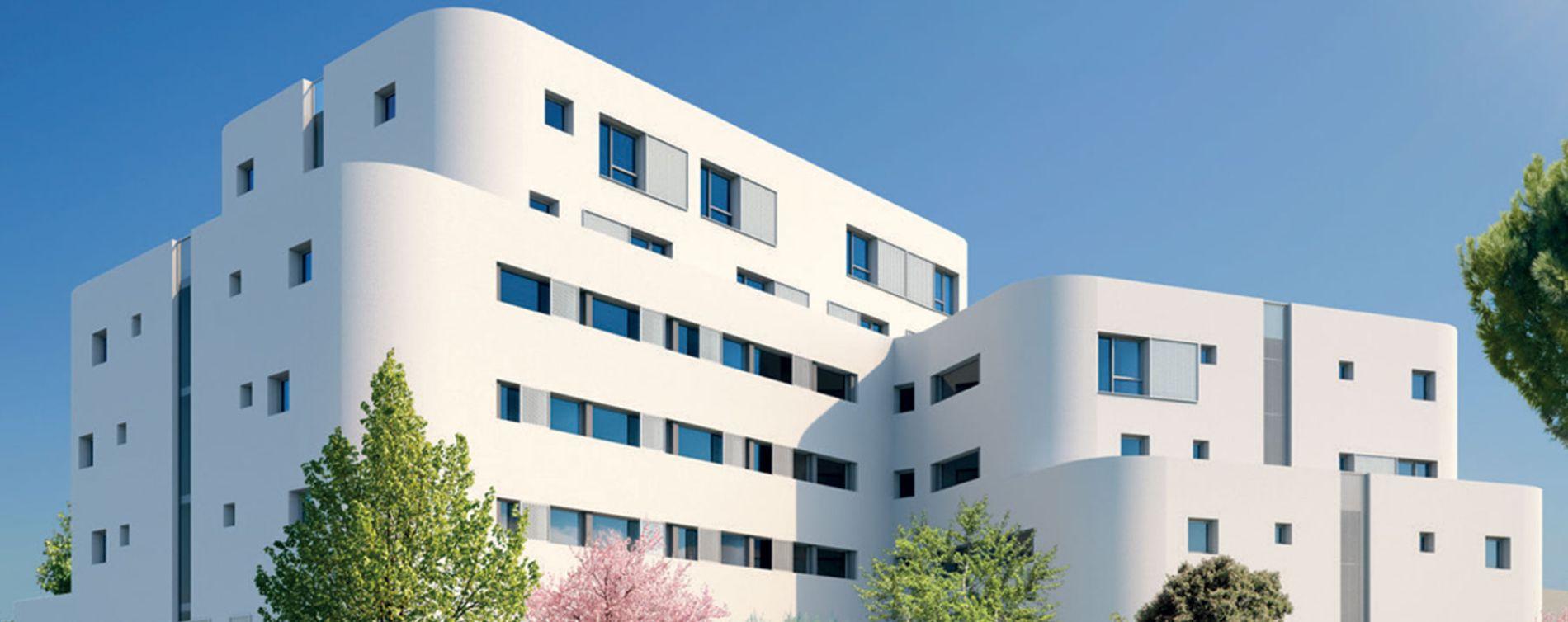 Résidence Axone à Montpellier