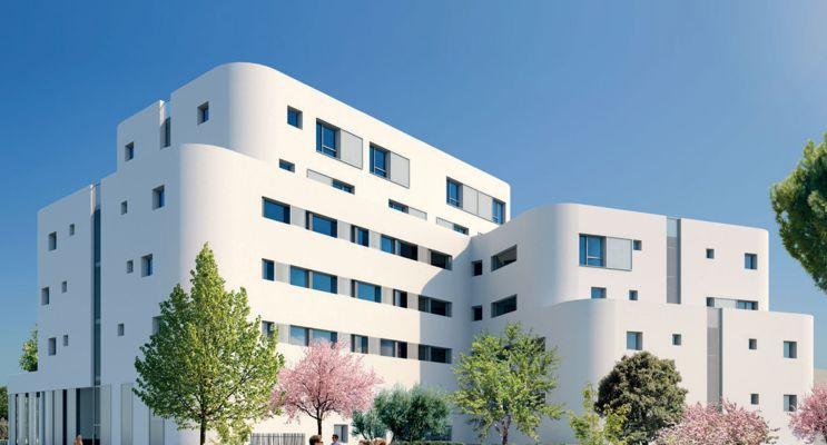 Photo du Résidence « Axone » programme immobilier neuf à Montpellier