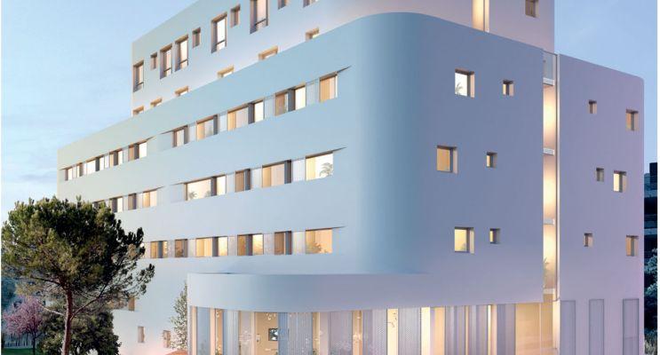 Photo n°2 du Résidence « Axone » programme immobilier neuf à Montpellier