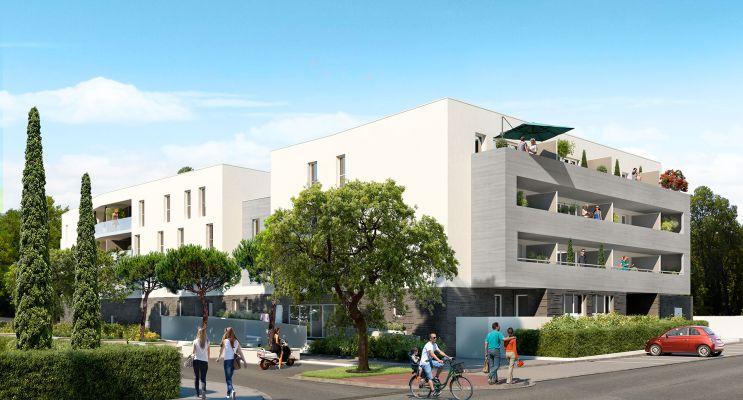 Montpellier : programme immobilier neuf «  n°216388 » en Loi Pinel