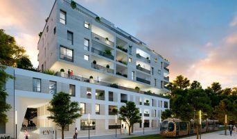 Résidence « Carré Vendôme » programme immobilier neuf en Loi Pinel à Montpellier n°1