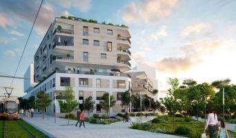 Résidence « Carré Vendôme » programme immobilier neuf en Loi Pinel à Montpellier n°2