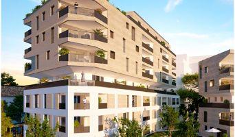 Résidence « Carré Vendôme » programme immobilier neuf en Loi Pinel à Montpellier n°3