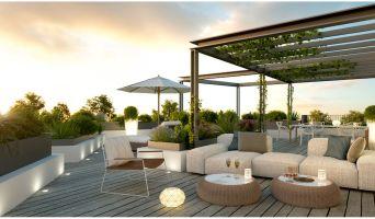 Résidence « Carré Vendôme » programme immobilier neuf en Loi Pinel à Montpellier n°4