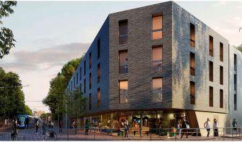 Montpellier programme immobilier neuve « Casa Moov »