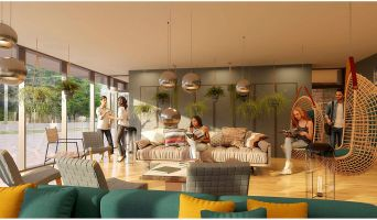 Montpellier programme immobilier neuve « Casa Moov »  (4)