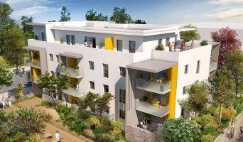Résidence « Cista Nova » programme immobilier neuf en Loi Pinel à Montpellier n°1