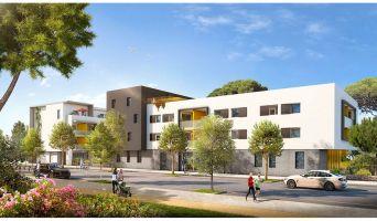 Résidence « Cista Nova » programme immobilier neuf en Loi Pinel à Montpellier n°2