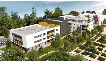 Résidence « Cista Nova » programme immobilier neuf en Loi Pinel à Montpellier n°3