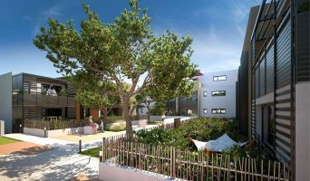 Photo du Résidence « Confidence » programme immobilier neuf en Loi Pinel à Montpellier