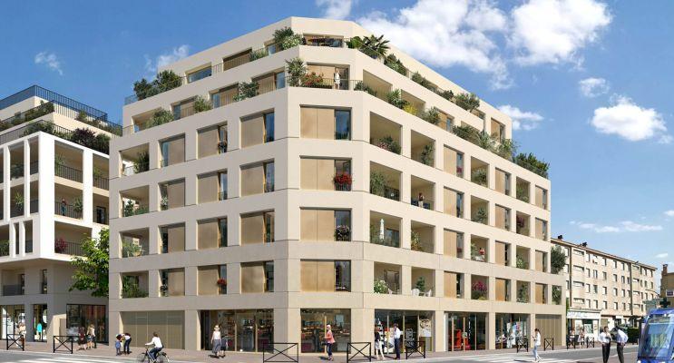 Montpellier : programme immobilier neuf «  n°219125 » en Loi Pinel