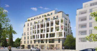 Montpellier programme immobilier neuf « Diane » en Loi Pinel