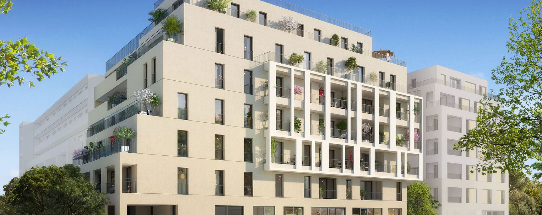 Montpellier : programme immobilier neuve « Diane » en Loi Pinel (2)