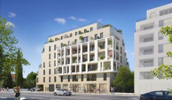 Montpellier programme immobilier neuf « Diane