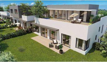 Montpellier programme immobilier neuve « Domaine de Tiara - Ilona » en Loi Pinel  (2)