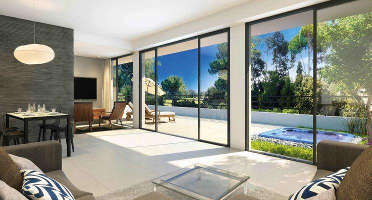Photo du Résidence « Domaine de Tiara - Ilona » programme immobilier neuf en Loi Pinel à Montpellier