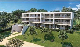 Montpellier : programme immobilier neuf « Domaine de Tiara - Saona » en Loi Pinel