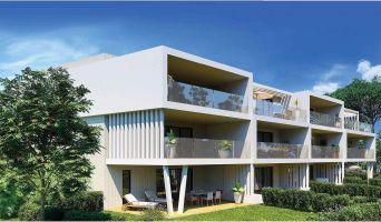 Montpellier programme immobilier neuve « Domaine de Tiara - Saona »  (2)