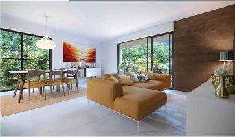 Montpellier programme immobilier neuve « Domaine de Tiara - Saona »  (3)