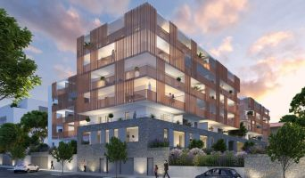 Résidence « Domaine Du Parc » programme immobilier neuf en Loi Pinel à Montpellier n°1