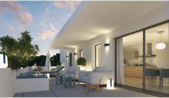 Résidence « Domaine Du Parc » programme immobilier neuf en Loi Pinel à Montpellier n°2
