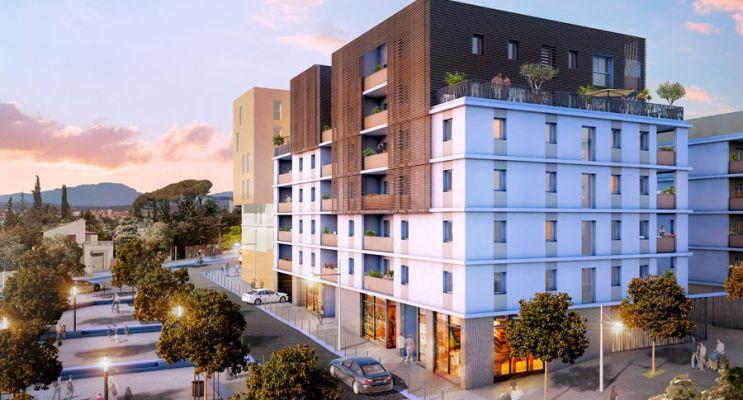 Photo du Résidence « Elaïa » programme immobilier neuf à Montpellier