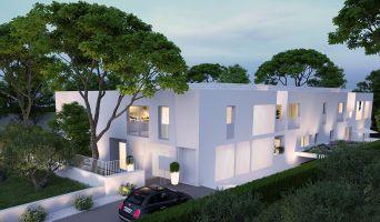 Résidence « Epure » programme immobilier neuf en Loi Pinel à Montpellier n°1