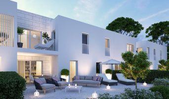 Résidence « Epure » programme immobilier neuf en Loi Pinel à Montpellier n°2