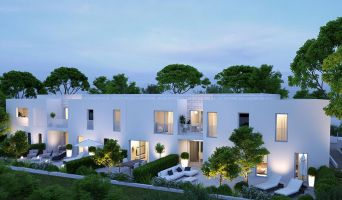 Résidence « Epure » programme immobilier neuf en Loi Pinel à Montpellier n°3