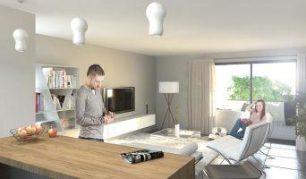 Résidence « Epure » programme immobilier neuf en Loi Pinel à Montpellier n°5
