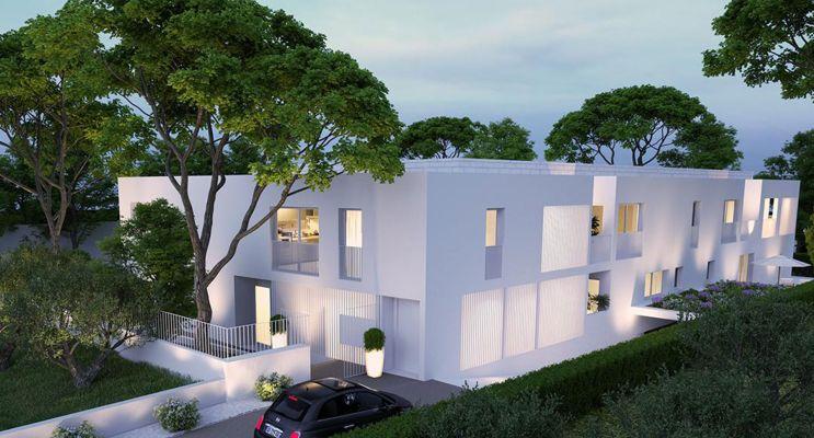Photo du Résidence « Epure » programme immobilier neuf en Loi Pinel à Montpellier