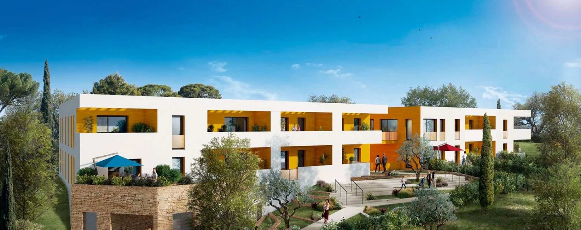 Montpellier : programme immobilier neuve « Programme immobilier n°215994 »