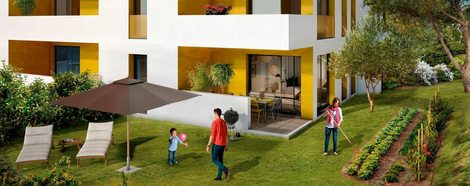Montpellier : programme immobilier neuve « Programme immobilier n°215994 » (2)