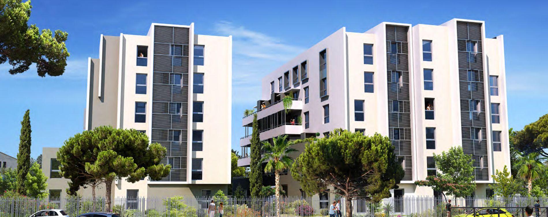 Montpellier : programme immobilier neuve « Fac Story »