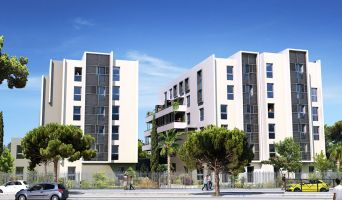 Montpellier : programme immobilier neuf « Fac'Story »