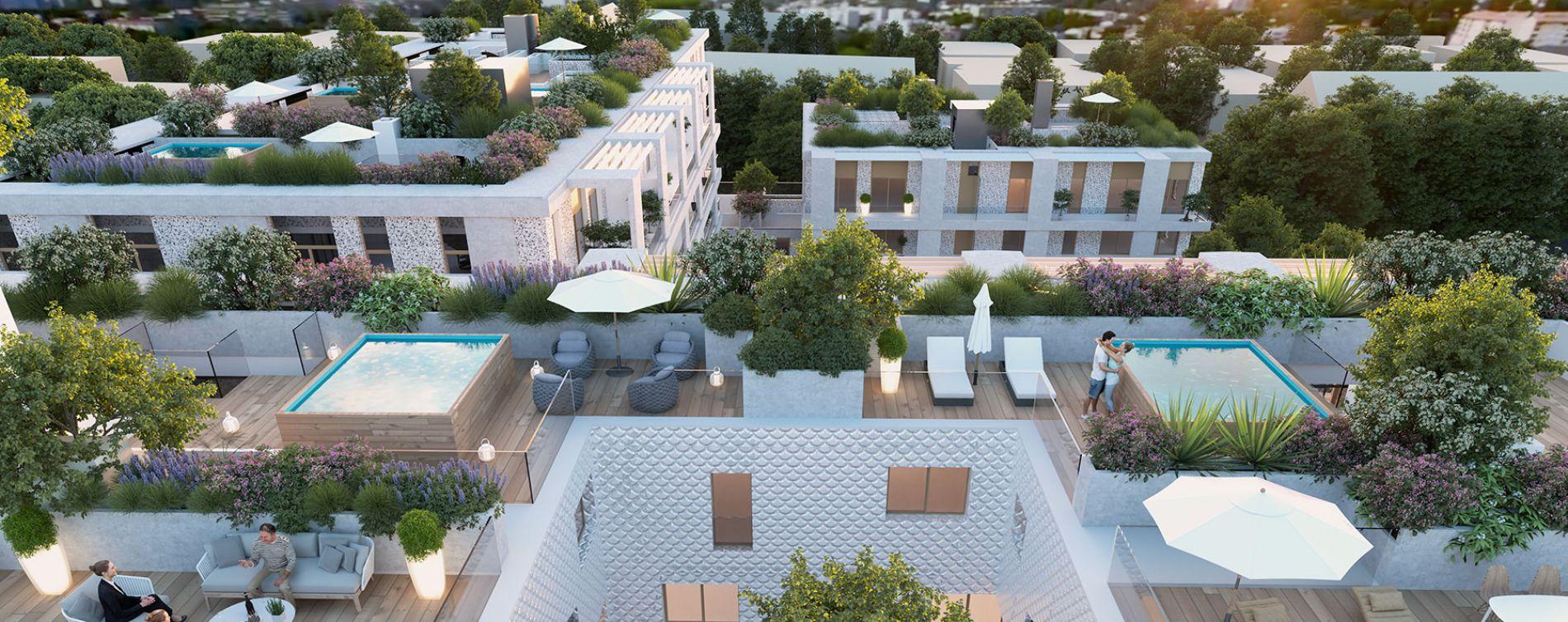 Résidence Faubourg 56 à Montpellier